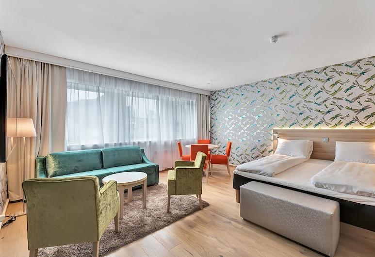 Thon Hotel Polar, Tromsø, Rom – business, 1 dobbeltseng, ikke-røyk, Gjesterom