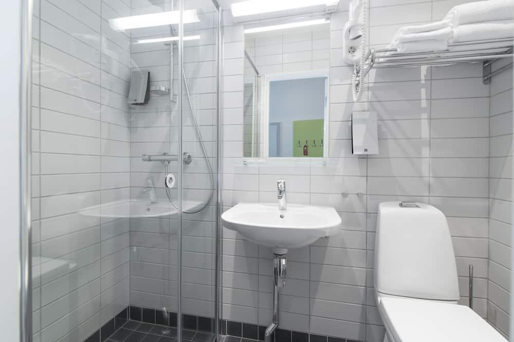 ห้องสแตนดาร์ด, เตียงเดี่ยว 1 เตียง, ปลอดบุหรี่ - ห้องน้ำ