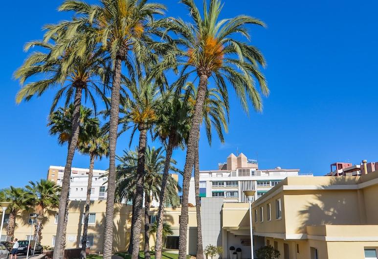 Port Hotel Alicante Playa De San Juan, Alicante, Mặt tiền khách sạn