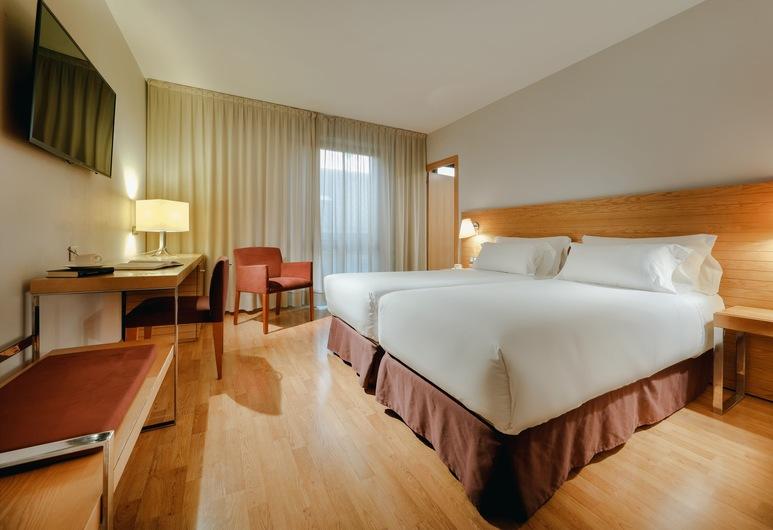 Hesperia Zaragoza Centro, Zaragoza, חדר לשלושה, חדר אורחים