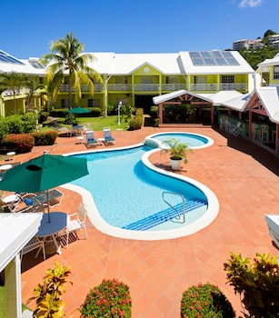 Picture of Bay Gardens Hotel in Gros Islet
