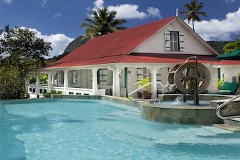 Picture of La Dauphine Estate in Soufriere
