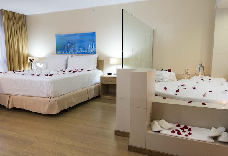 Holiday Inn Montevideo, an IHG Hotel, Montevideu, Suite Presidencial, 1 cama king-size, Não-fumadores, Quarto