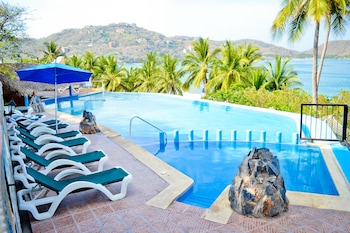 Nuotrauka: Catalina Beach Resort, Zihuatanejo