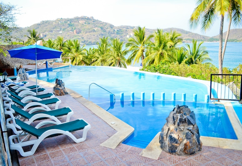 Catalina Beach Resort, Zihuatanejo