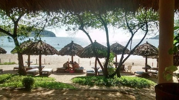 Foto van Catalina Beach Resort in Zihuatanejo
