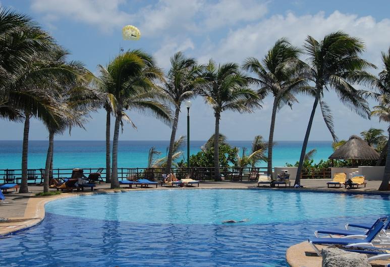 Grand Oasis Cancun All Inclusive, קנקון, בריכה חיצונית