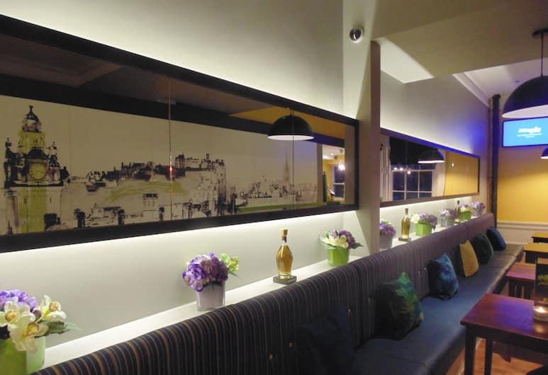Cairn Hotel, Edinburgas, Viešbučio laukiamasis