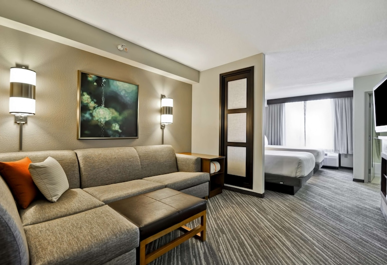 Hyatt Place Minneapolis Airport-South, Bloomington, Guest Room, Room, 2 Double Beds, Exterior