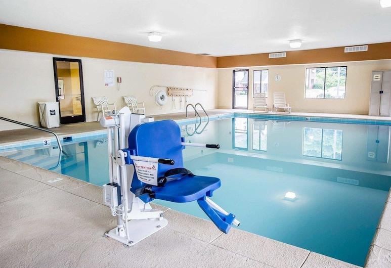 Comfort Suites Prestonsburg West, Prestonsburg, Bazen