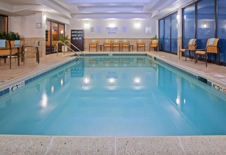 Courtyard by Marriott Chicago Midway Airport, Chicago, Piscina cubierta