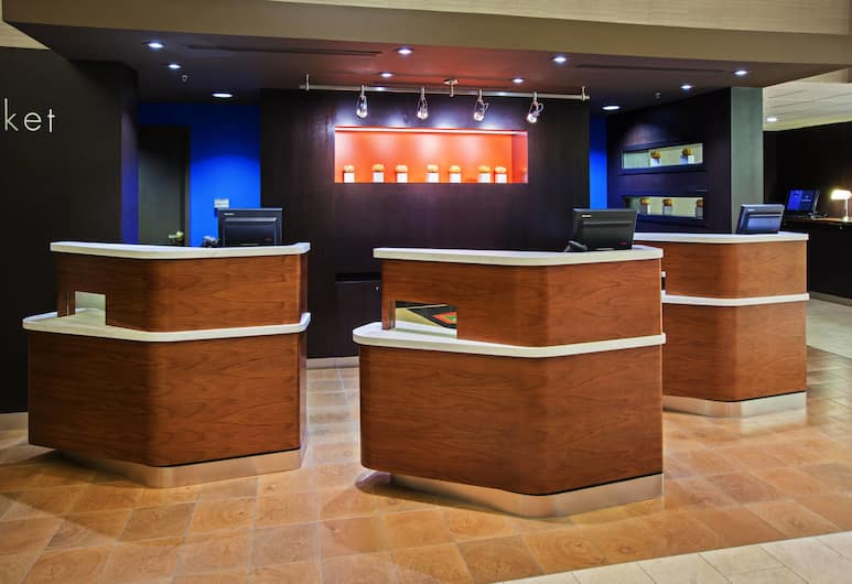 Courtyard by Marriott Chicago Midway Airport, Chicago, Hotel belső tere