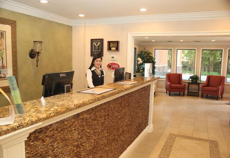 Quality Inn & Suites Anaheim Maingate, Anaheim, Reception