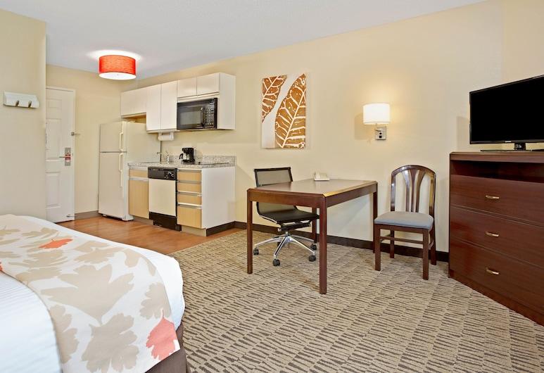 MainStay Suites Cincinnati Blue Ash, Cincinnati, Standardna soba, 1 queen size krevet, za nepušače, Soba za goste