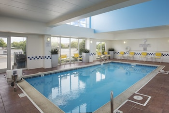 Obrázek hotelu Fairfield Inn and Suites by Marriott Chicago Midway Airport ve městě Chicago