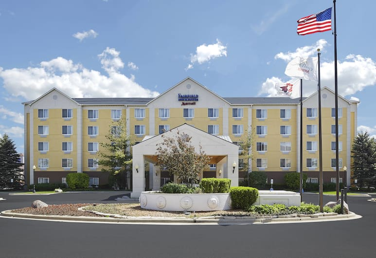 Fairfield Inn and Suites by Marriott Chicago Midway Airport, Chicago, Utvendig