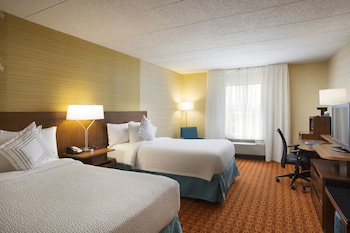 A(z) Fairfield Inn and Suites by Marriott Chicago Midway Airport hotel fényképe itt: Chicago