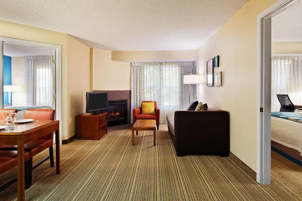 套房, 2 間臥室, 非吸煙房 - 客房