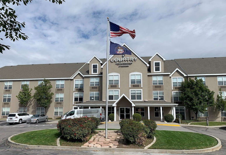 Country Inn & Suites by Radisson, West Valley City, UT, West Valley City