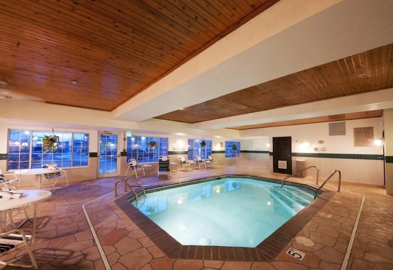 Country Inn & Suites by Radisson, Greeley, CO, Greeley, Indoor Pool
