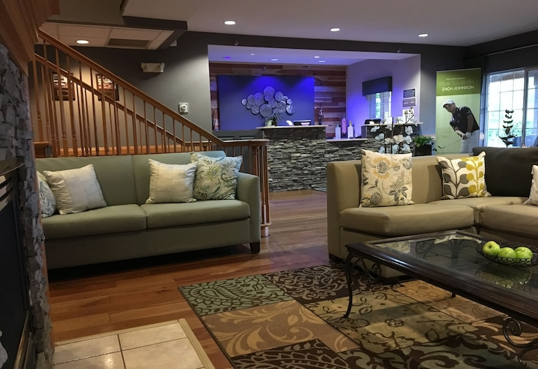 Country Inn & Suites by Radisson, Minneapolis/Shakopee, MN, Shakopee, Tempat Duduk di Lobi