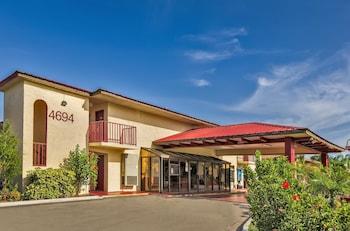 Selline näeb välja OYO Hotel Kissimmee Hwy 192, Kissimmee