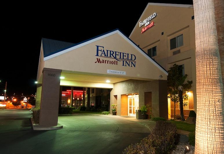 Fairfield Inn by Marriott St. George, St. George, Otelin Önü - Akşam/Gece