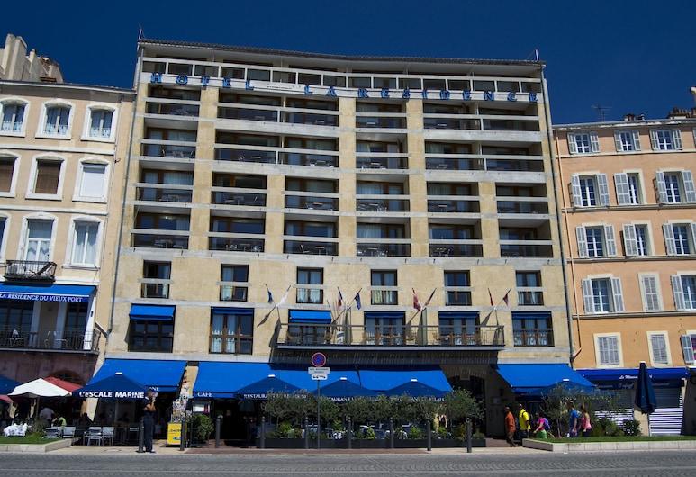 Hôtel la Résidence du Vieux-Port, Marseille, Išorė