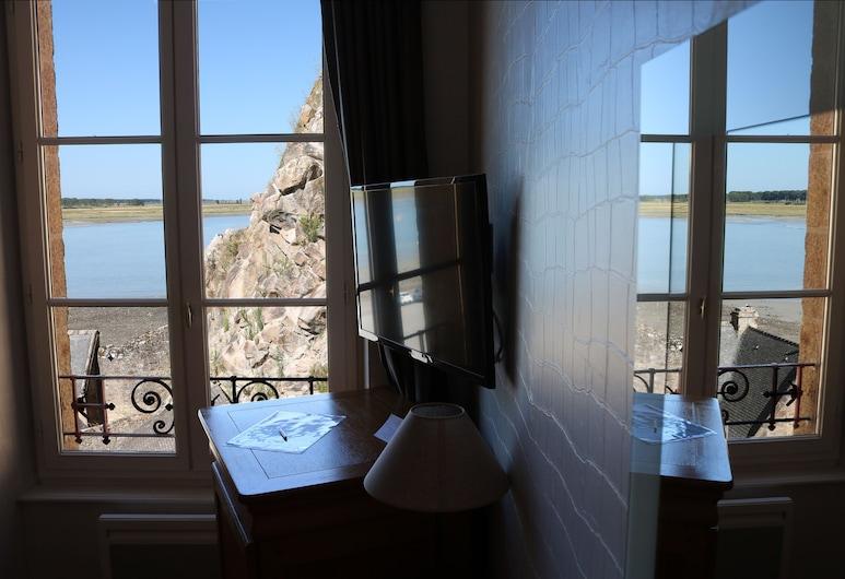 La Mère Poulard, Le Mont-Saint-Michel, Double or Twin Room, Bay View (Annex or Main Building), Guest Room