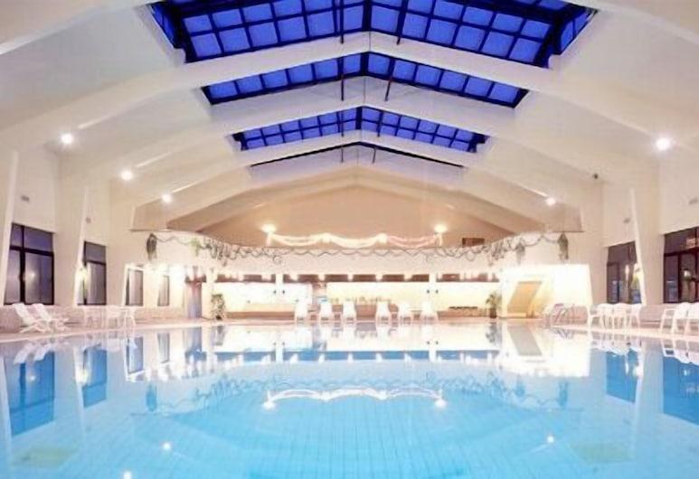 Cypress Hotel Jin Jiang Shanghai, Šanghaj, Krytý bazén