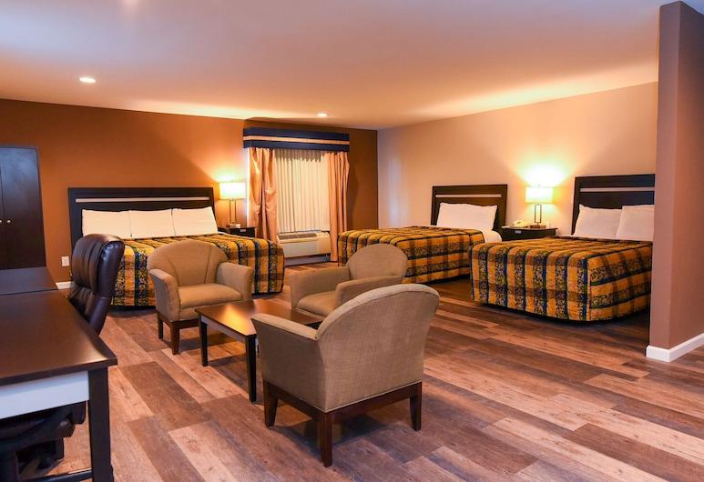Capital Inn & Suites, Rensselaer, Signature lakosztály, több ágy, nemdohányzó, Vendégszoba
