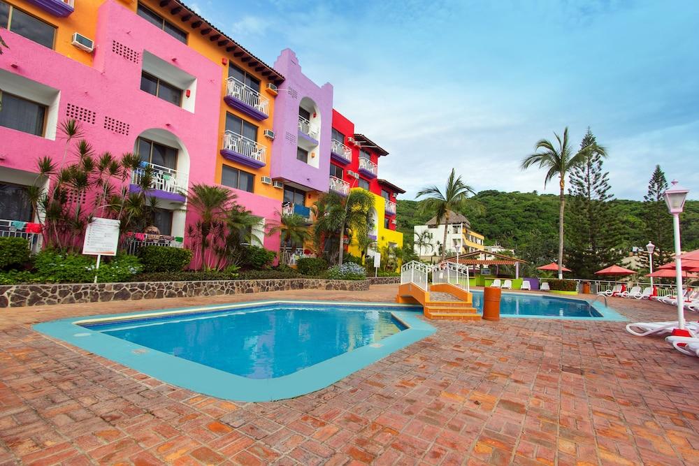 Book Decameron Los Cocos All Inclusive In Rincon De Guayabitos Hotels