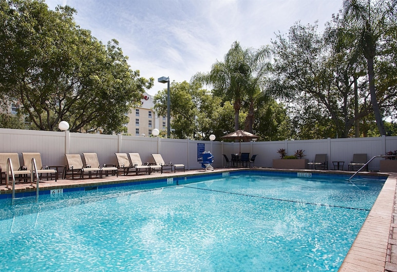 Best Western Fort Lauderdale Airport/Cruise Port, Fort Lauderdale, Spa