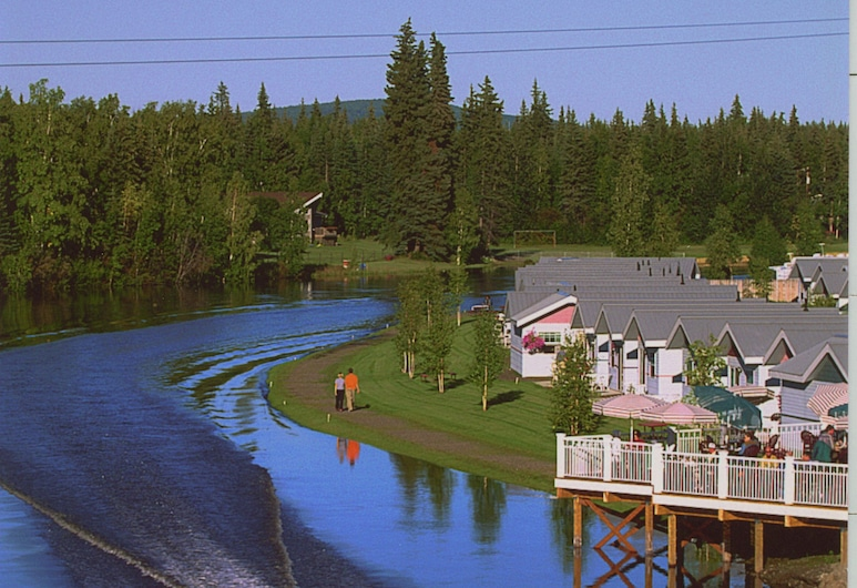 Rivers Edge Resort, Fairbanks, Áreas del establecimiento