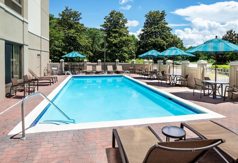 Hyatt Place Greenville/Haywood, Greenville, Außenpool