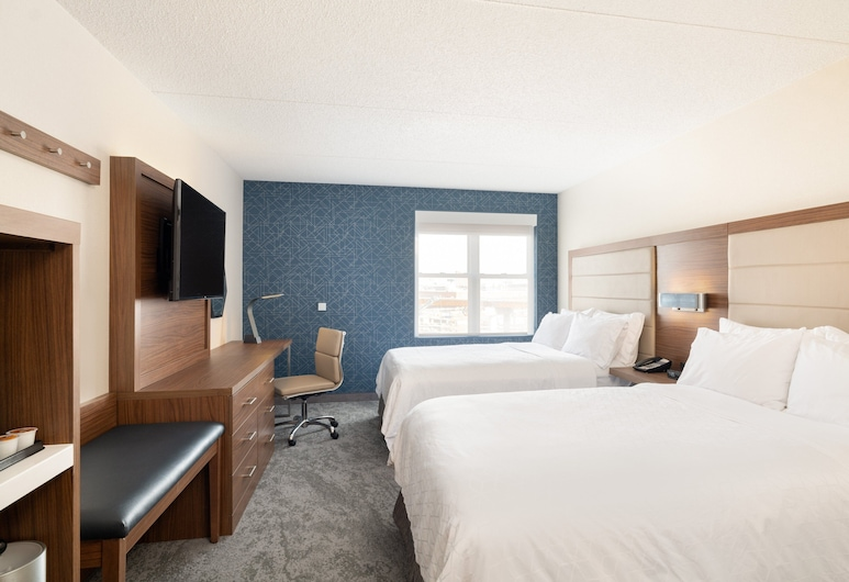 Holiday Inn Express & Suites Boston - Cambridge, Cambridge, Room, 2 Double Beds, Non Smoking, Guest Room