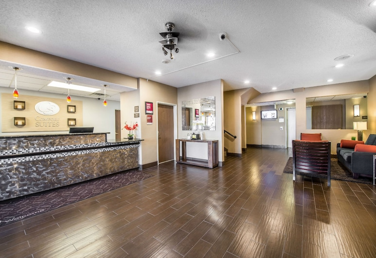 Comfort Suites Highlands Ranch Denver Tech Center Area, Highlands Ranch, Lobi