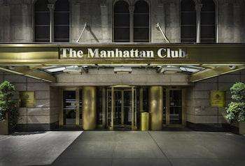 紐約紐約曼哈頓俱樂部酒店的圖片