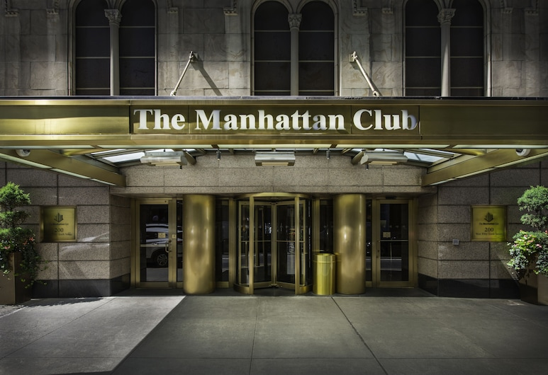 The Manhattan Club, Nova York