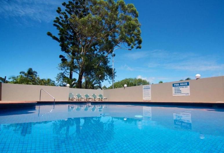 Anacapri Holiday Resort Apartments, Surfers Paradise, Outdoor Pool