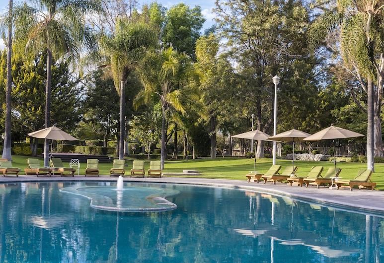 Hotel Las Trojes, Агуаскалієнтес, Відкритий басейн