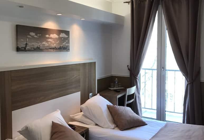 그랜드 호텔 누벨 오페라, 파리, 룸, 객실