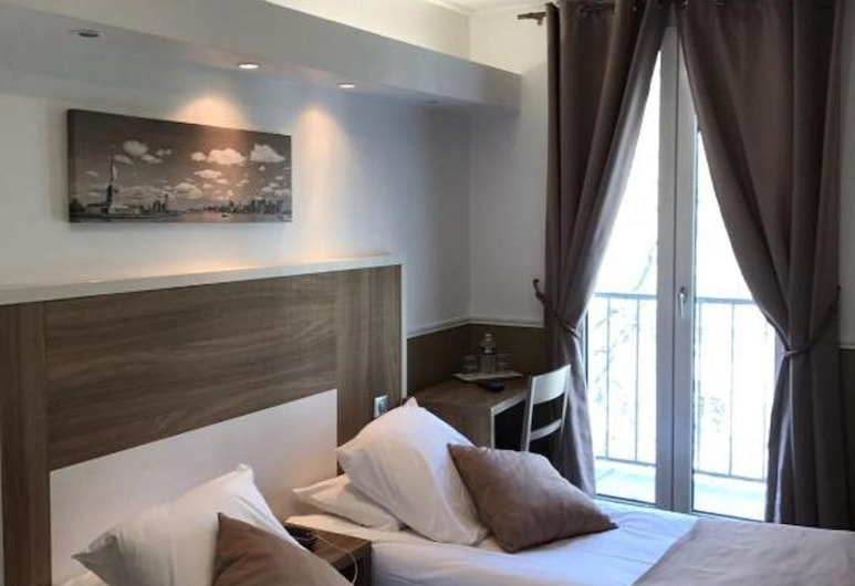 Grand Hotel Nouvel Opera, Paris, Twin Room first prize, Guest Room