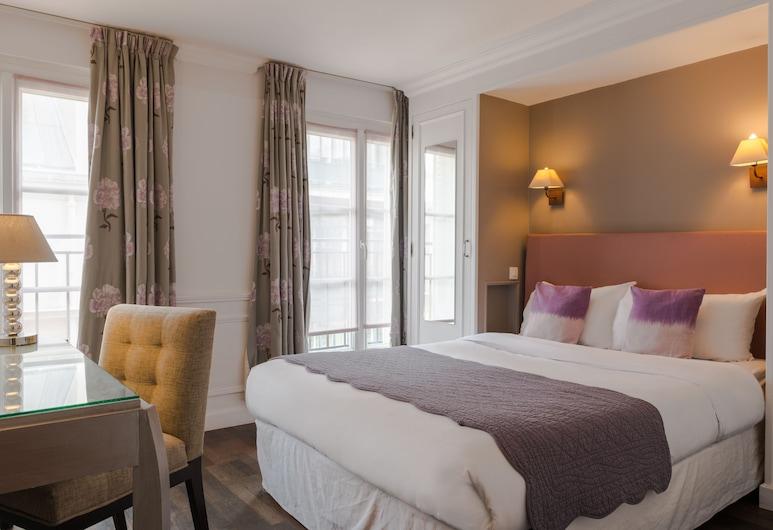 Best Western Gaillon Opera, Παρίσι, Standard Δωμάτιο, 1 Διπλό Κρεβάτι, Μη Καπνιστών, Δωμάτιο επισκεπτών