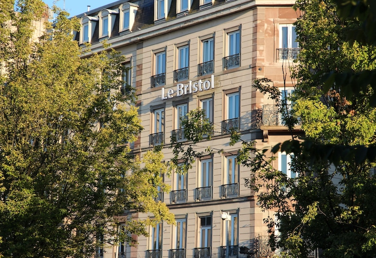 The Originals Boutique, Hôtel Bristol, Strasbourg Centre Gare (Inter-Hotel), Štrasburk