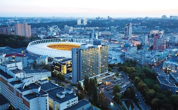Kiev bölgesindeki Premier Hotel Rus resmi