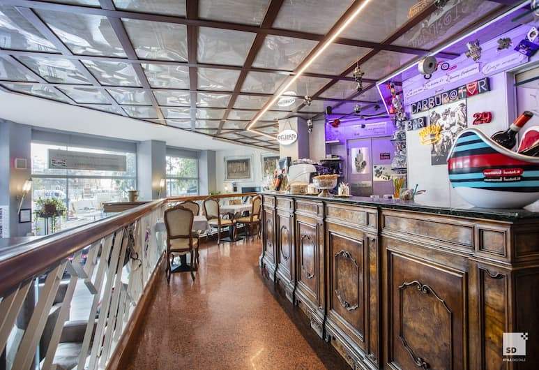 Admiral Hotel, Milan, Bar Hotel