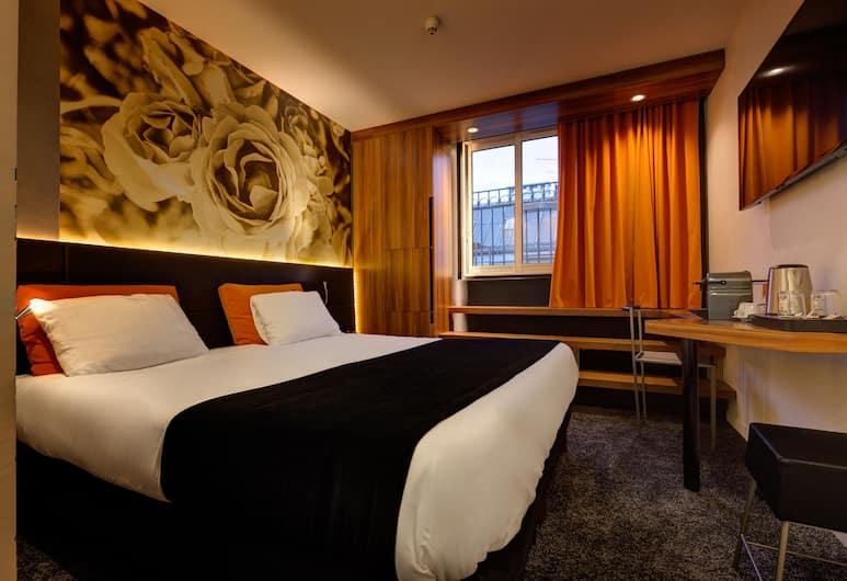 Hôtel Elixir, Parijs, Tweepersoonskamer, Kamer