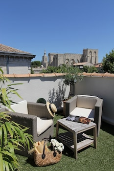 Gambar Hotel de I'Horloge di Avignon