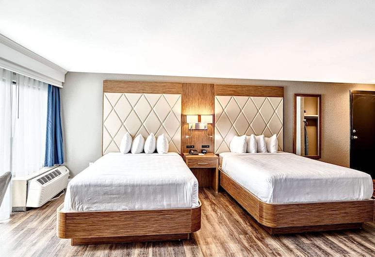 Grand Hilton Head Inn, Ascend Hotel Collection, Hilton Head Island, Pokoj, 2 dvojlůžka (180 cm), nekuřácký, balkon, Pokoj